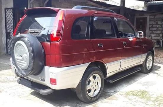 Daihatsu Taruna CSX MT 2004 Original Tangan Pertama