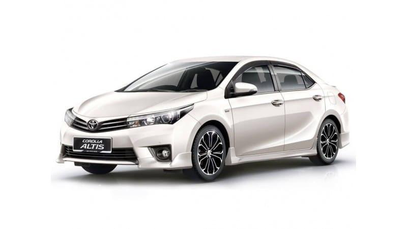 Toyota Altis - Private Hire / Grab Use