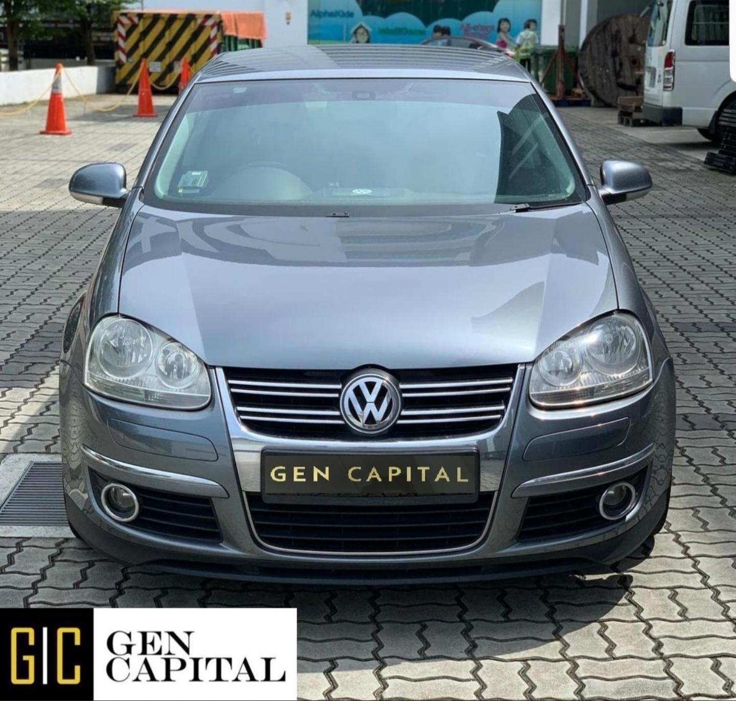 Volkswagen Jetta • Grab Gojek Ryde Tada & Non PHV Car Rental
