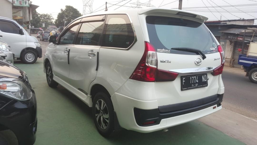 Daihatsu Xenia R Sporty MT 2016 Putih KM Low Istimewa