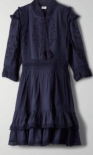 Sunday Best Aritzia Tauriel Dress (Size 6/Small)