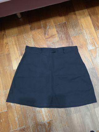 Black Skort Size L