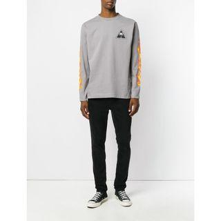 *CLEARANCE* Palm Angels Palms and Flames Tee