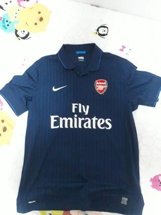 Arsenal Blue Jersey Giveaway