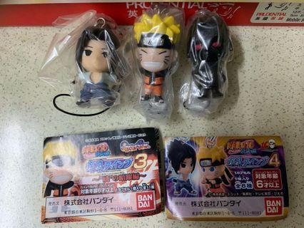Naruto 火影忍者 疾風傳 扭蛋 3&4