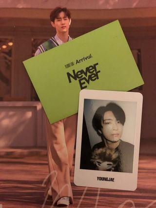 WTT GOT7 gotoon doll photo card