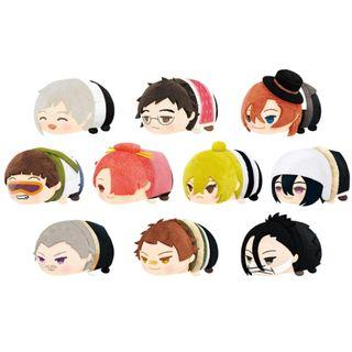 (PO/Split) Bungou Stray Dogs Mochi Mochi Mascot Vol. 3