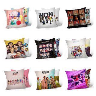 🚚 BTS IKON EXO GOT7 WANNAONE SEVENTEEN Pillow Cushion