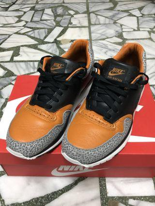 Nike Air Safari QS 土黃 動物紋 US10