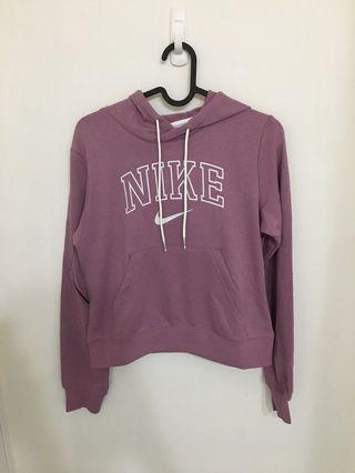 🚚 Nike NSW 粉紫 長袖連帽上衣 AR3723-515