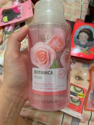 🚚 全新-大馬士革玫瑰花化妝水400ml大容量
