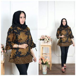 Blouse Batik Lonceng SKW