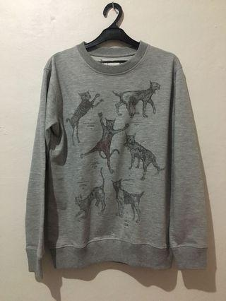 [The Ballecats] - Scholar and Research Sweater