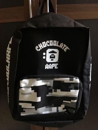 Aape Chocolate Backpack