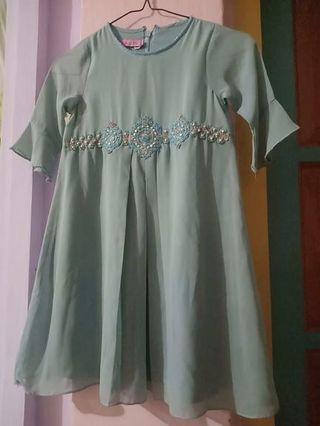 Baju Muslim anak/ gamis