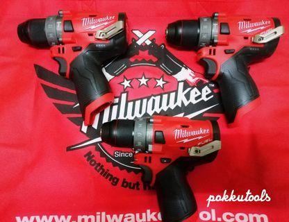 Milwaukee M12 FPD precision Cordless Drill