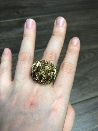 Cincin emas mewah import