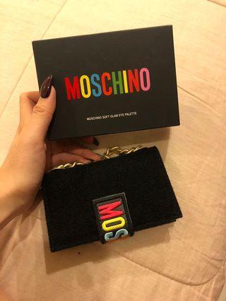 Moschino Soft Glam eyeshadow palette
