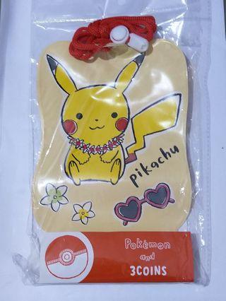 Pokemon x 3coins 手機套連頸繩 Pikachu款式