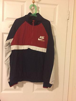 Nike Mid-Zip Windbreaker Pullover