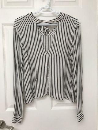 Zara Long Sleeve Top