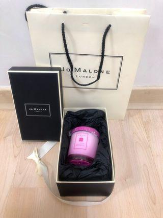 Jo Malone candle silk Blossom