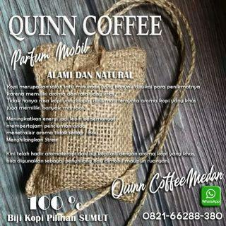 Parfum mobil biji kopi asli