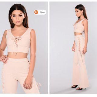 fashion nova cropped top