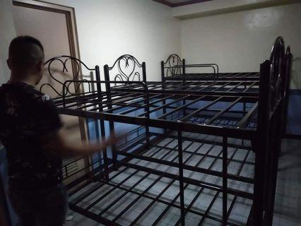 Bed double deck tubinb