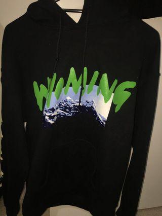 Replica Kanye West Wyoming hoodie