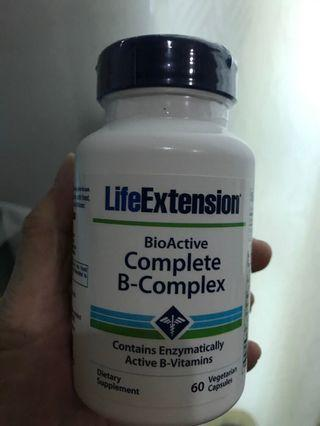 🚚 Bioactive B-complex