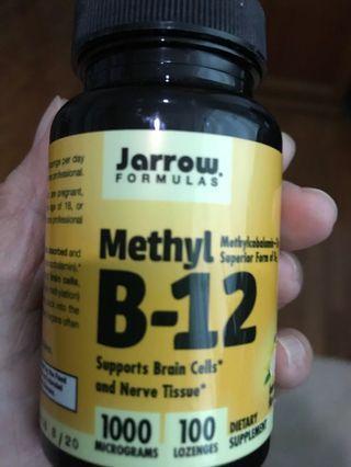 🚚 Methyl B-12  ( exp 8/20)