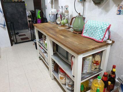 🚚 IKEA kitchen trolley