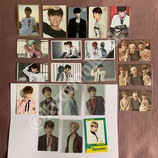 BTS Official Album Photocard / Event Photocard