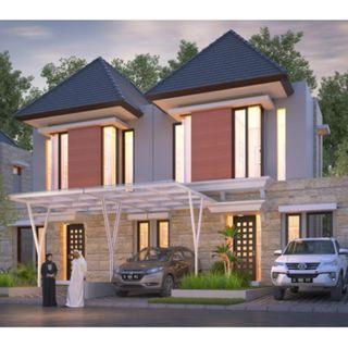 rumah dijual di cimahi utara Royal Orchid Villa syariah