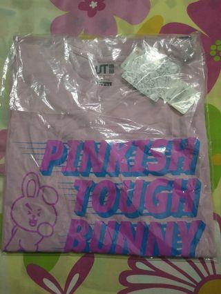 BT21 UNIQLO Pinkish Tough Bunny