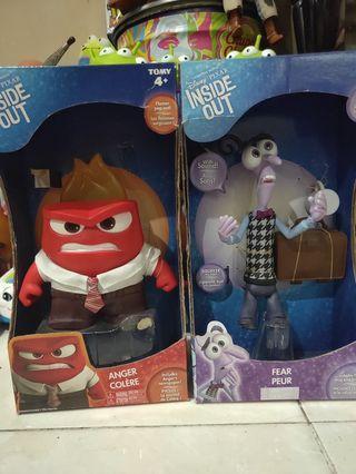 Inside out Disney pixar toy