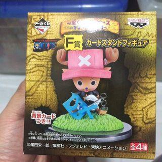 [Discount Fire Sale] One Piece Ichiban Kuji Marineford Prize F Chopper