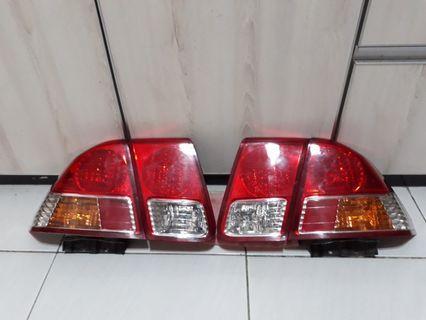 Lampu Belakang Honda Civic ES ES3 ES9