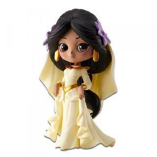 [經典罕有] Qposket 茉莉公主 婚紗 A色 Ver.A Wedding Jasmine Disney 迪士尼