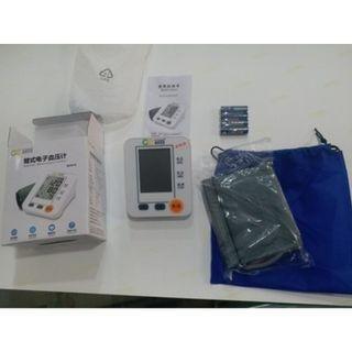 血壓計(電池/插電)二用
