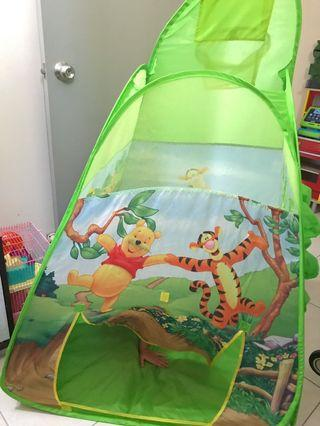 Kids tent Pooh & friends
