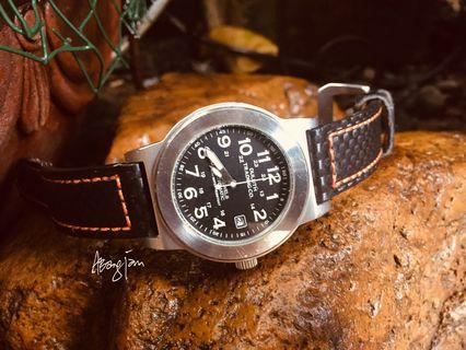 Vintage Duluth Trading Co. 21 Jewels Automatic With Miyota Movement