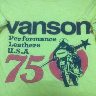 vanson leather long