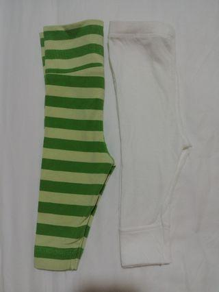 Newborn leggings (0-1 month)