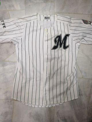 Marines baseball jersey