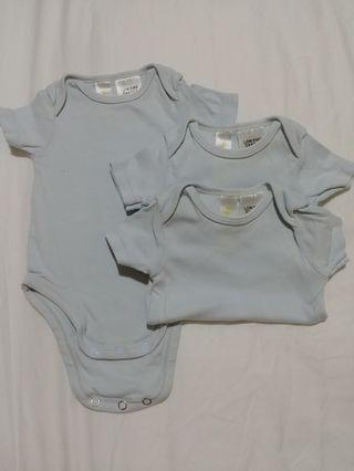🚚 Baby Rompers 0-3months