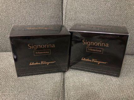 Salvatore Ferragamo Signorina Misteriosa perfume 50ml