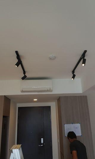 Electrical & Data point installation