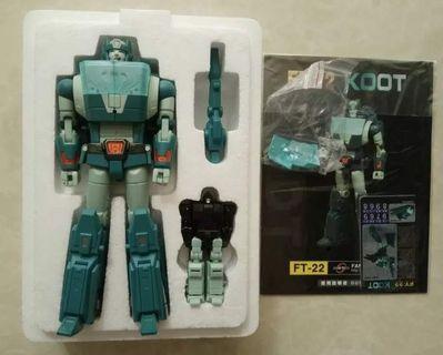 Transformers fans toys koot